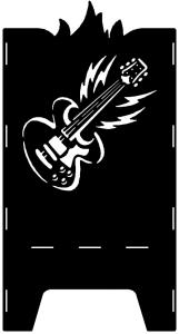 Beispielmotiv Gitarre