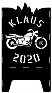 Beispielmotiv Klaus 2020